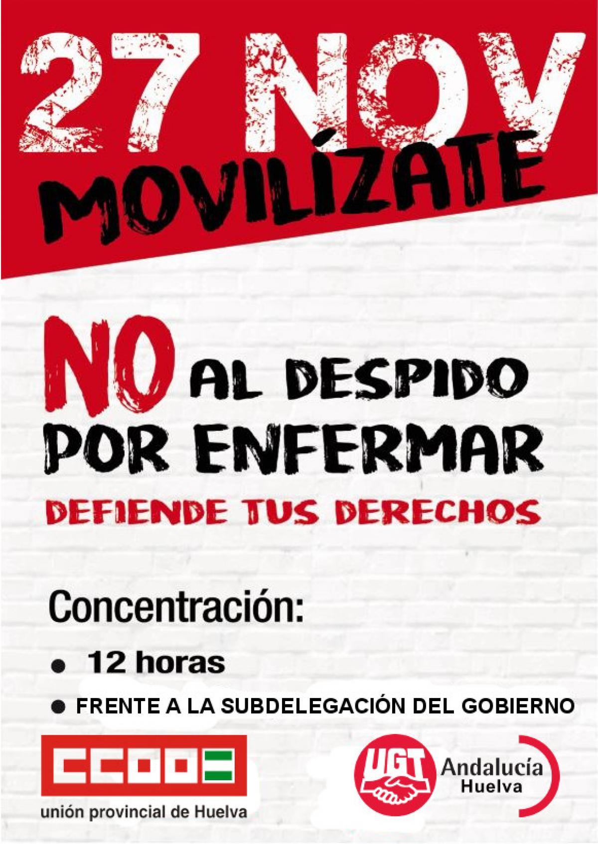 Cartel Movilización