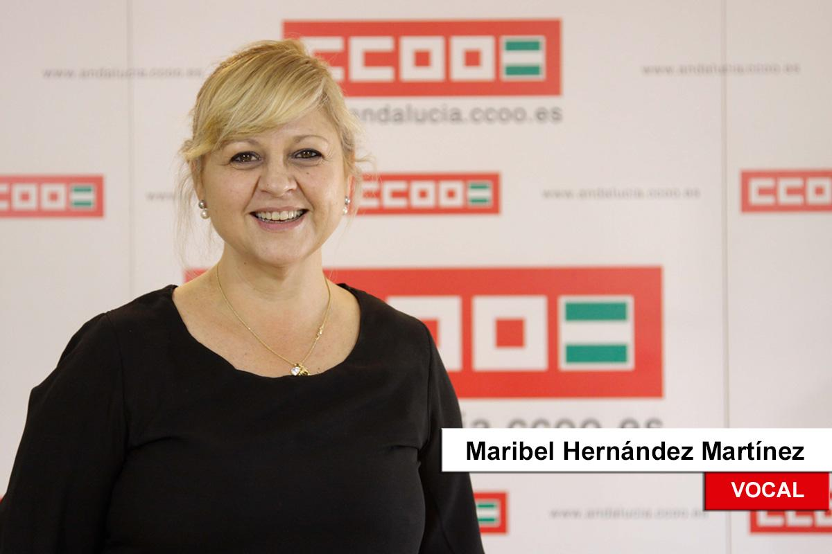 Maribel Hernández Martínez - Vocal