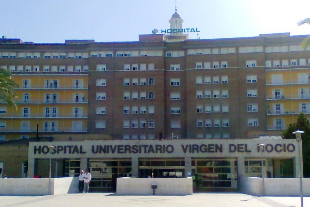 Hospital Virgen del Rocío | Commons.wikimedia
