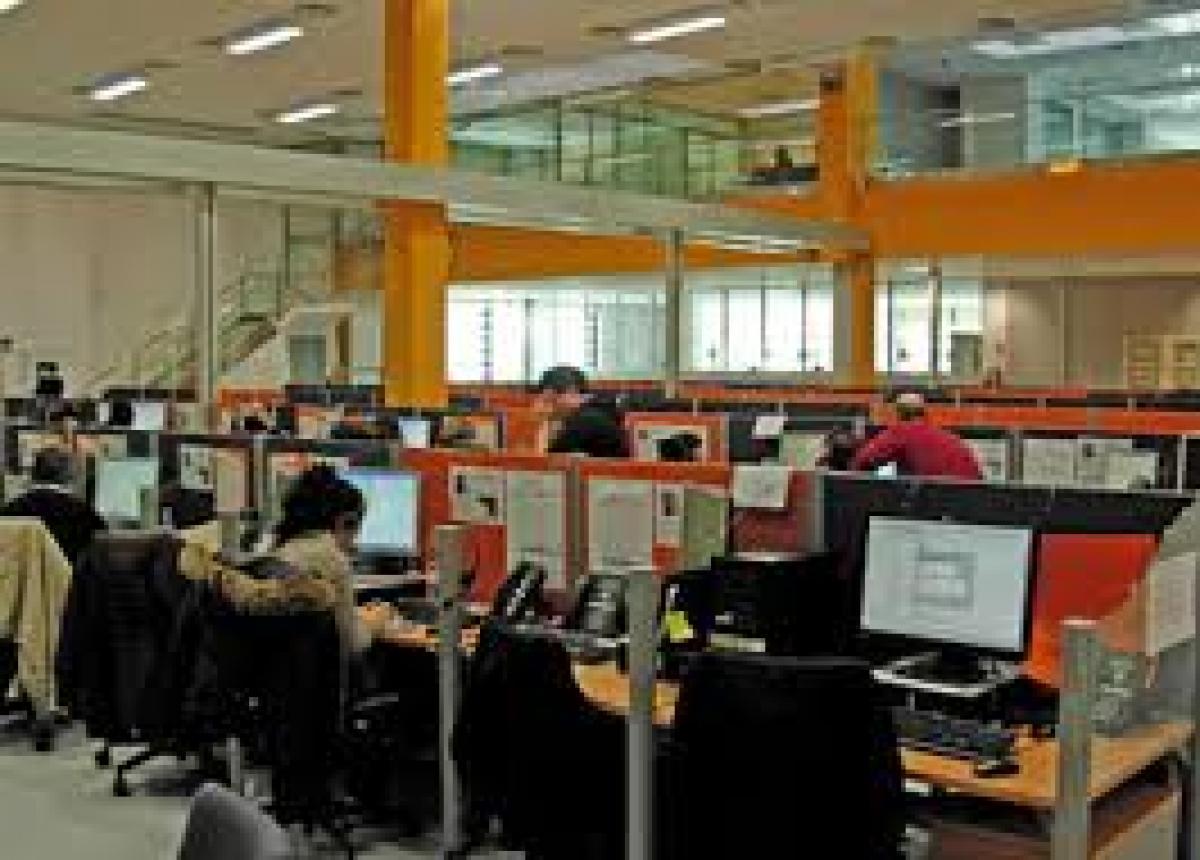 CCOO denuncia la precariedad laboral en Emergia