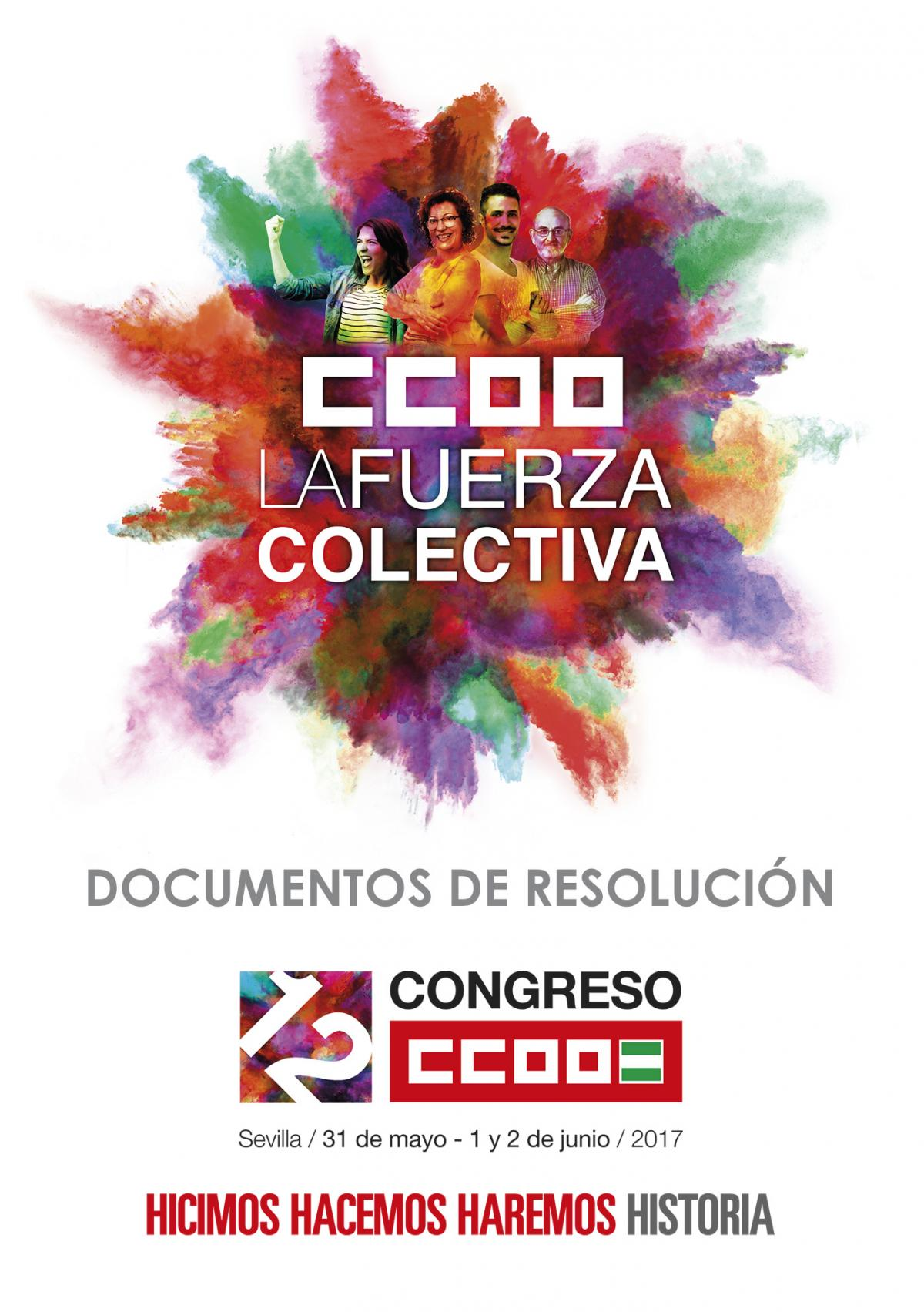 Portada Documentos de Resolución - Programa de Acción