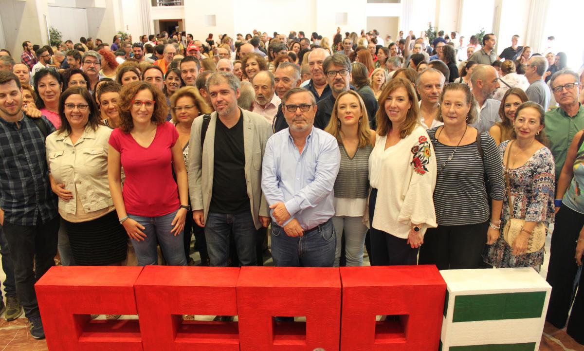 comisiones obreras de andaluc237ainicio