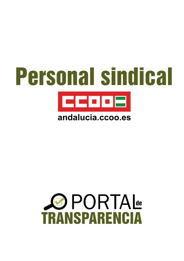 Personal sindical